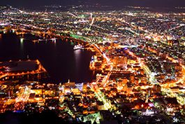 Night tours around Japan