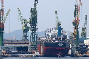 神戸造船所