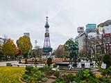札幌 大通公園