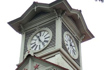札幌 札幌時計台