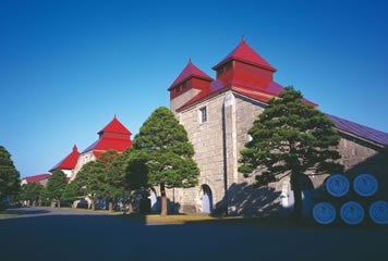 小樽 ニッカウヰスキー余市蒸留所