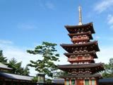 奈良市内定期観光バス