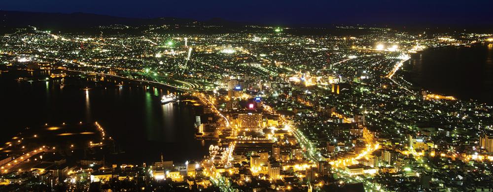 北海道夜景バスツアー