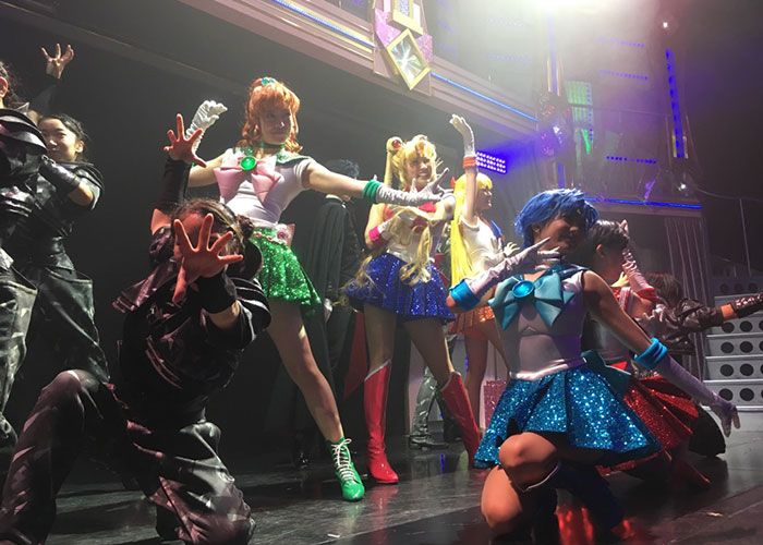 美少女戦士セーラームーン -SHINING MOON TOKYO-