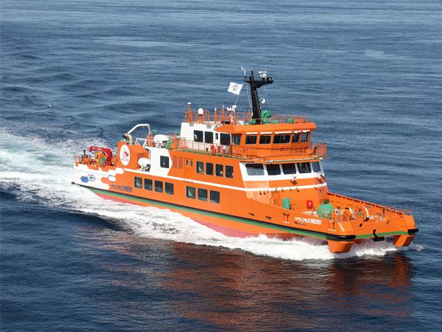 『ガリンコ号II』乗船&層雲峡氷瀑まつり