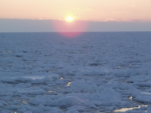 [札幌発バスツアー]冬のオホーツク2大流...の写真
