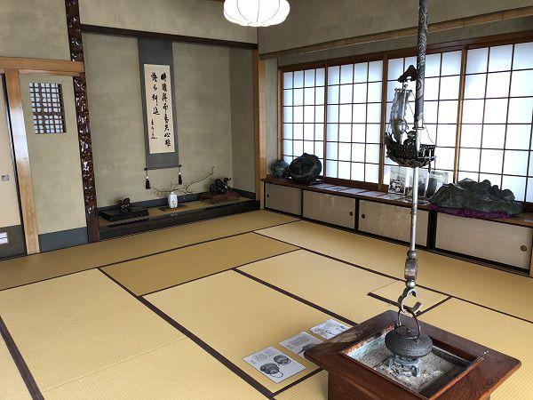 [稚内]旧瀬戸邸での日本茶・お点前体験★の写真
