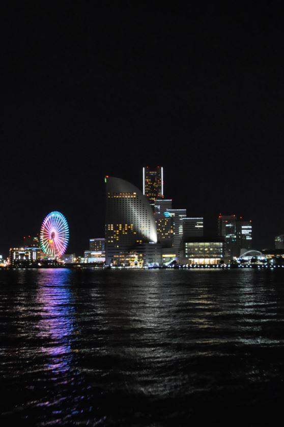 横浜夜景 ファンタスティックカフェシップ