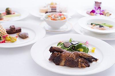 ロイヤルウイング 中国料理フルコース