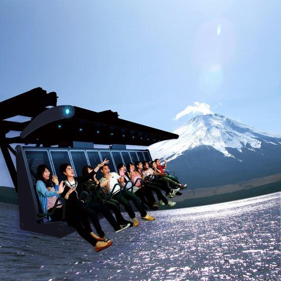 富士山&河口湖一日周遊観光バス[五合目/忍野八海/富士飛行社/ランチ/車内WiFi]
