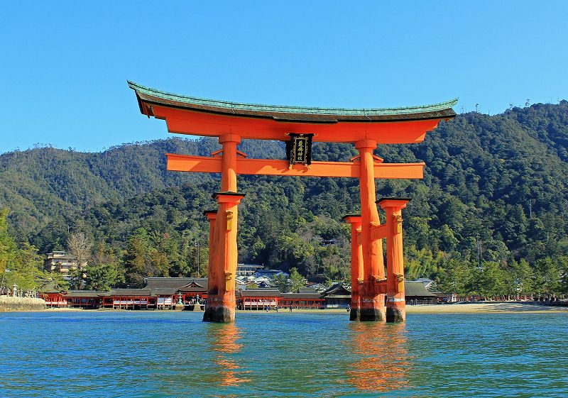 Hiroshima and Miyajima 1 Day Bus Tour
