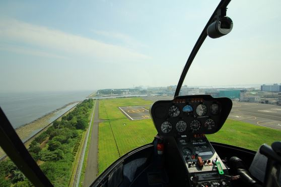 ヘリコプターで空のお散歩~東京タワー・ス...の写真