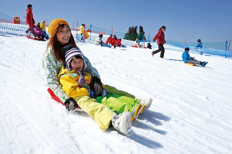 [難波発]びわ湖バレイ 日帰りスキー・雪遊びバスツアー