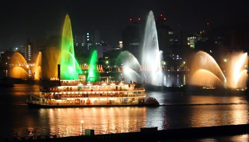 琵琶湖クリスマスクルーズ