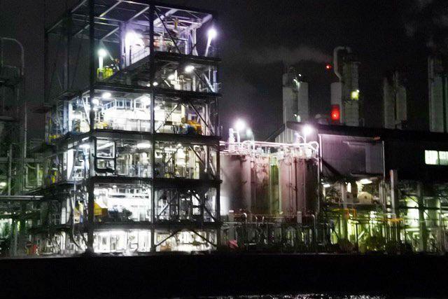 【大阪・堺発】工場夜景見学クルージングツアー