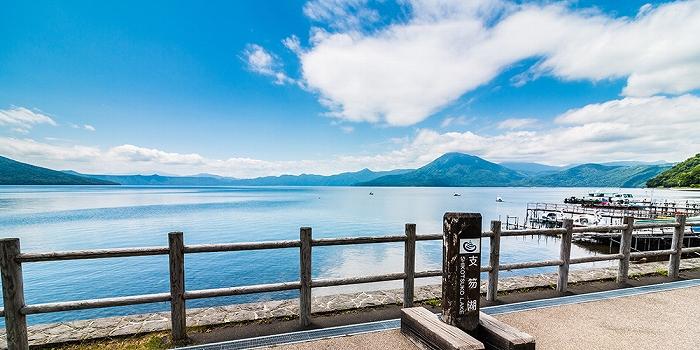 札幌発⇒支笏湖・新千歳空港号〔北海道リゾ...の写真