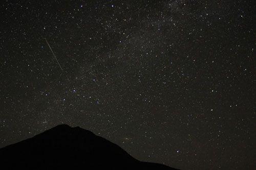 夜空の星たちを見に行こう!~知床スターウォッチング・ムーンウォッチング~