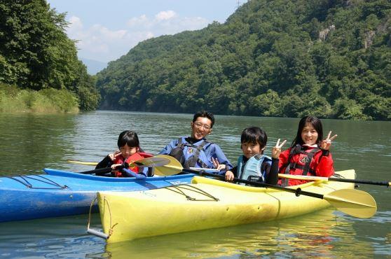 屈足湖のんびりカヌー ◆半日午前コース◆