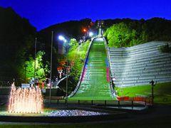 札幌夜景ディナーコース(藻岩山&大倉山さっぽろ夜景コース)