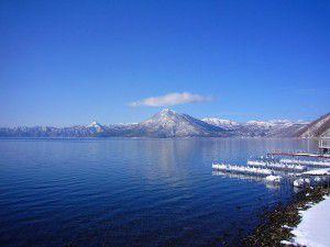 支笏湖ホワイトロードコース (秘湯丸駒温泉と支笏湖探訪)