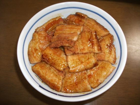 とん田の豚丼