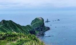 10月限定便!積丹岬めぐりと海の幸『海鮮丼』 日本海と岬を眺められる絶景露天風呂ご入浴