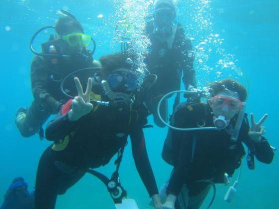 北海道遺産 積丹半島 体験ダイビング 積丹ブルーを見に行こう!