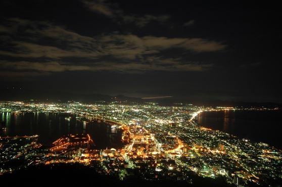 函館山夜景観賞コース[観光タクシー]の写真