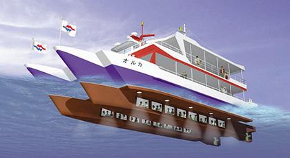 【夏季限定】水中観光船で行くシュノーケリング&船上BBQツアー