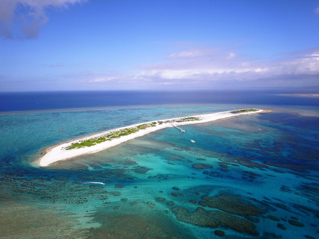 本島から行く離島・無人島日帰りツアー