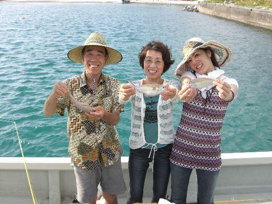 手ぶらでOK! 乗り合い船釣体験「トロピカルフィッシング」