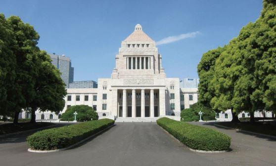 【A179】靖国神社と国会議事堂