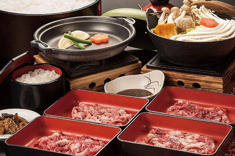 【H1525B】松阪牛焼き肉食べ放題と「ヨゲンノトリ」差出磯大嶽山神社