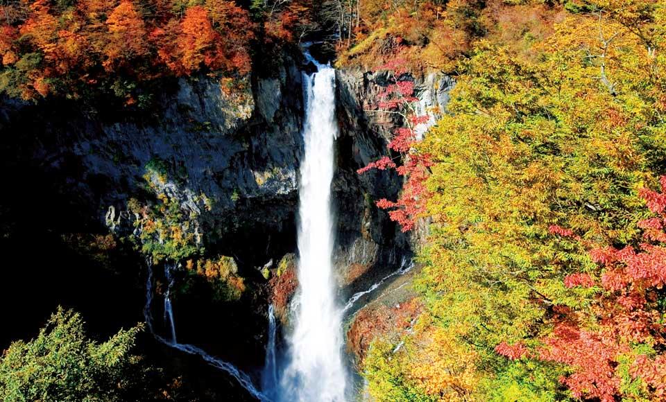 【H100】紅葉奏でる世界遺産日光東照宮と華厳の滝