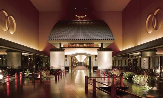 【A144】ホテル雅叙園東京「百段階段」と相田みつを美術館