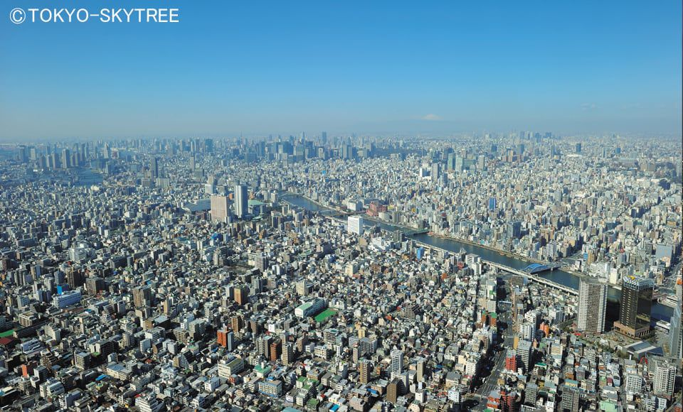 【A610】東京スカイツリー半日ライナー