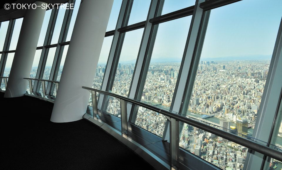 【A661】TOKYOベイドライブと二大タワー競演