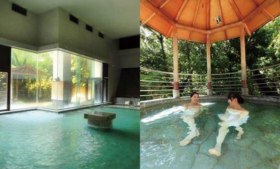 【H728C】箱根湯本温泉バイキングと御殿場プレミアム・アウトレット