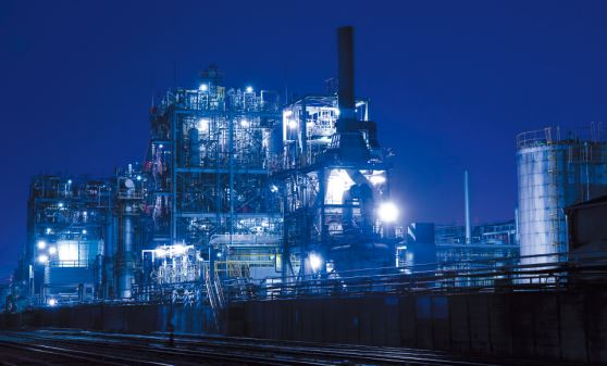 【R294】話題の川崎工場夜景スポット巡り