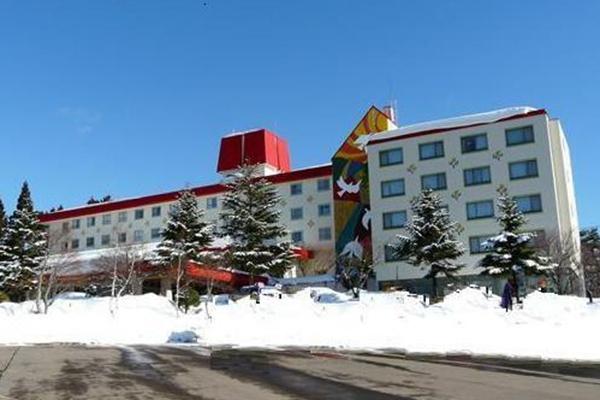 鷲ヶ岳高原ホテル 新館