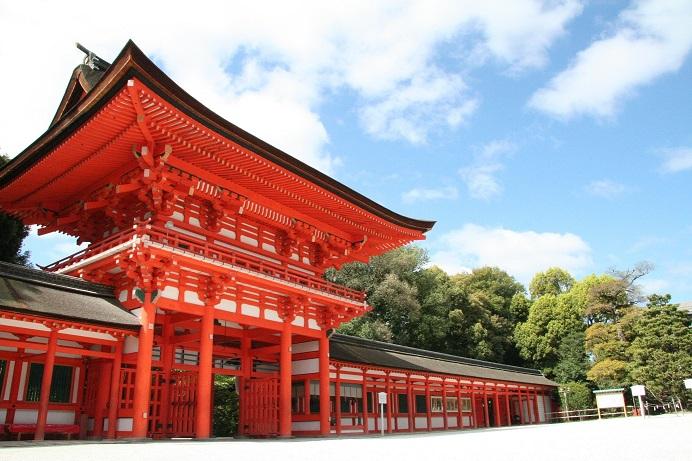 <LS>第46回京の夏の旅 京の夏の風物詩 高雄川床と世界遺産の国宝めぐり