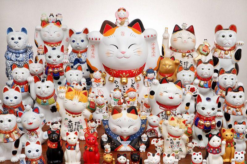 [愛知・観光タクシー] 招き猫のまちで福...の写真