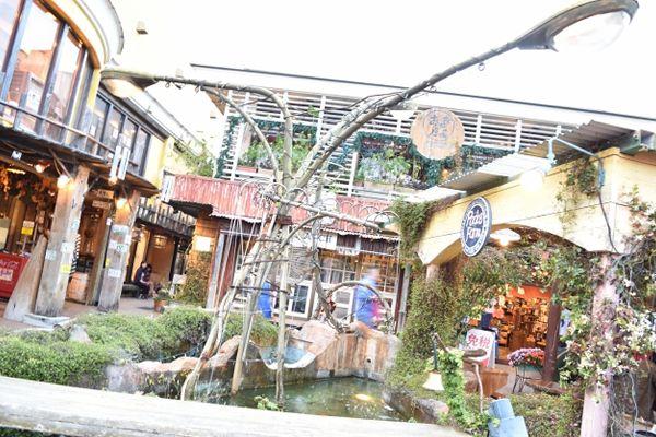 美浜アメリカンビレッジ&琉球村コース