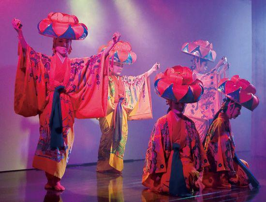 琉球舞踊&ディナー