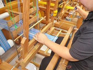 <半日コース>石垣の風景とミンサー織り体験