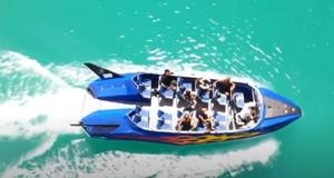 ジェットボートクルーズ