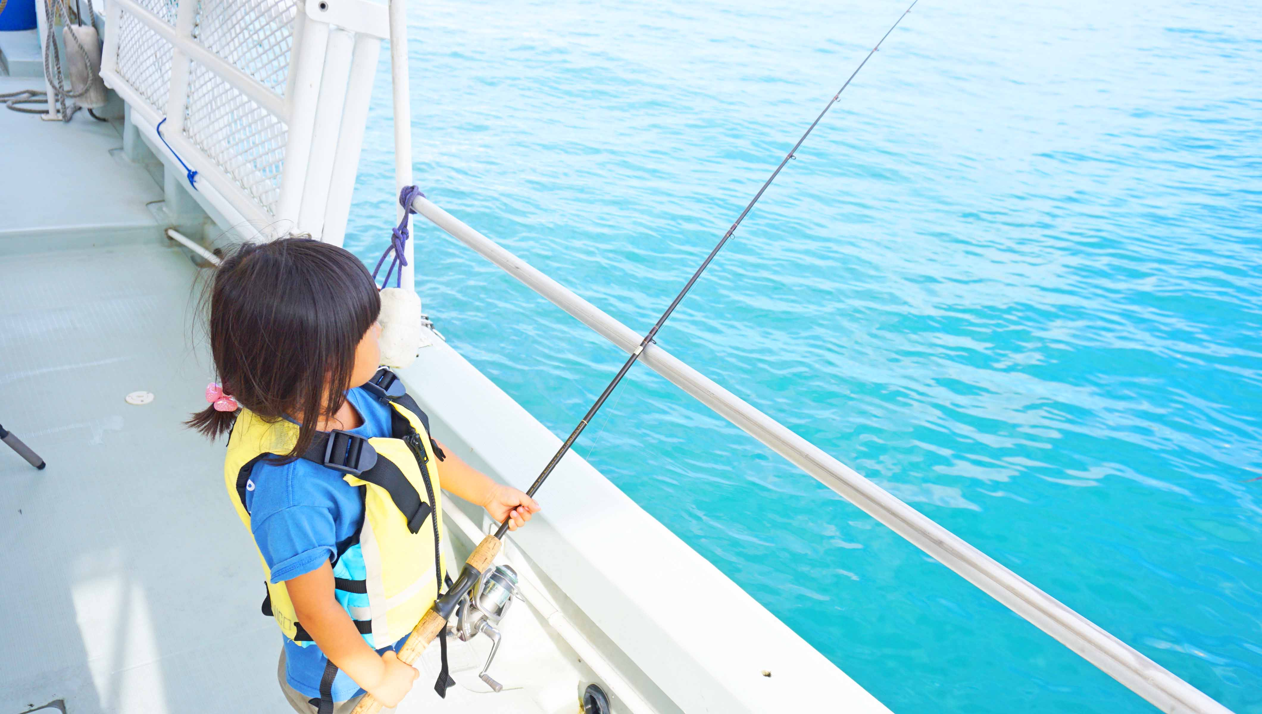 レジャーフィッシング(船釣り)