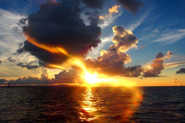 [石垣島]サンセット+ナイトクルージング...の写真