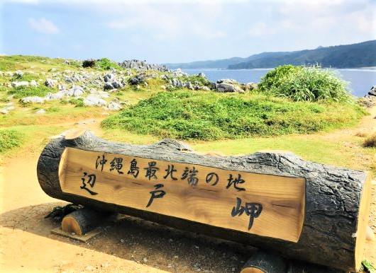 <本部発>茅打バンタ・大石林山・辺戸岬
