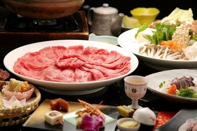 神戸牛しゃぶしゃぶ鍋イメージ